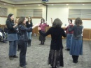 February 2009- Israeli Dancing