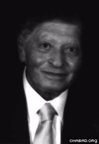 Mr. Sami Rohr, 1926-2012