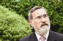 Message from Chief Rabbi Lord Sacks