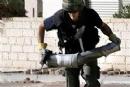 Rocket War Resumes, Kassam Hits Sderot Building