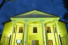 Historic Smolensk Synagogue Reopens to Cheering Crowd