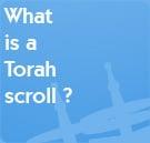 What is a Torah Scroll?