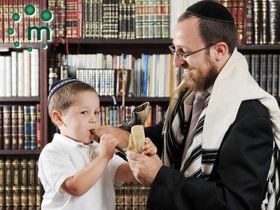 Rabbi Tzali and Zalman