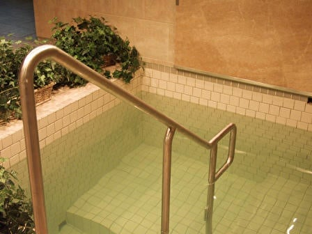 Dryan Family Mikvah Pool