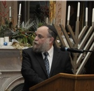 Chanukah at Governor's Mansion