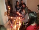 Chanukah Party - Students