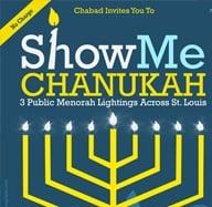 Show Me Chanukah 2012