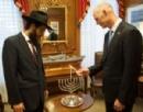 Governor Scott Celebrates Beginning of Chanukah