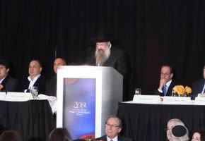 Rabbi Sholom Duchman, director of Colel Chabad