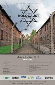 Holocaust Awareness Week
