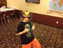 Hebrew School Getting Ready For Purim