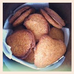 עוגיות ריבת חלב