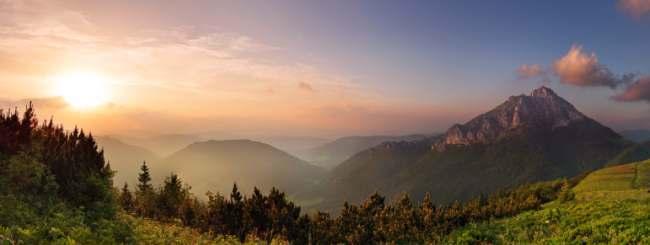 יתרו: ריב ההרים