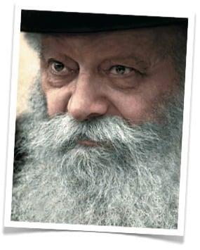 Rabbi Menachem M. Schneerson, the Rebbe