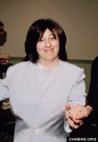 The concept of complete faith in G-d epitomized the life of this exceptional teacher and mother.