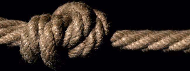 Nos chroniqueurs sur la Paracha: S'agripper à une corde