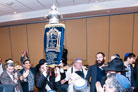 Beloved Vancouver Rabbi Honored with New Torah Scroll