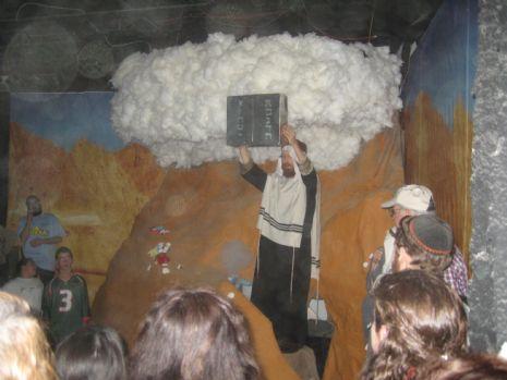 Receiving the Torah on Mt. Sinai.JPG