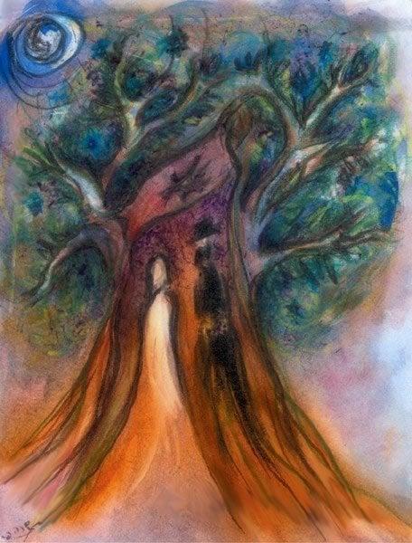 Art by Sara Seldowitz