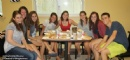 Freshmen Pizza Party