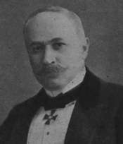 Georgy Chaplinsky, Kiev's chief prosecutor, pulled local authorities into step with the machinations of the Black Hundreds plot.