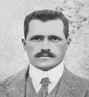 Faivel Shneerson, hay and straw dealer; his name was used to connect the chassidic rebbes of the Schneersohn family to the libel.