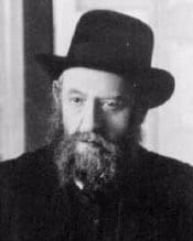 Rabbi Shalom DovBer Schneersohn of Lubavitch: There was real concern that the rebbe himself might be accused of commissioning the murder.
