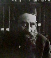 """Rabbi Shlomo Ahronson, chief rabbi of Kiev: """"The chassidim are not sectarian at all, but a stream within Judaism..."""""""