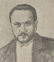 Vasily Maklakov, a defense attorney for Beilis; strangely enough, his brother was the interior minister who bribed Kosorotov to testify against Beilis.