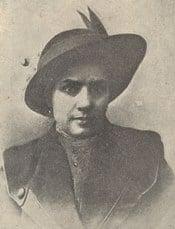 Vera Cheberiak, leader of criminal gang in Kiev; substantial evidence indicated that she was guilty of Yushchinsky's murder.