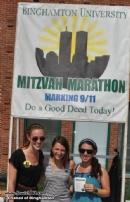Mitzvah Marathon Marking 9/11