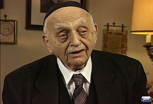 Rabbi David Hollander