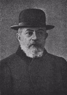 Rabbi Yaakov Mazeh, government rabbi of Moscow