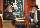 The Rebbe close and personal