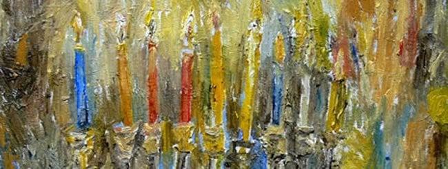 Le dernier soir de 'Hanouka - par David Asher Brook