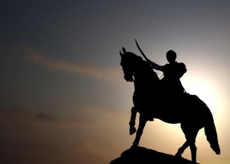 Silhouette of Horseback Warrior.jpg