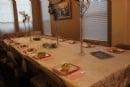 Fri night Comm Dinner - Menucha's 1st Bday