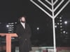 Menorah Lighting with Sign Language (ASL) at University for the Deaf