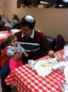 Falafel and Family Enrichment Jan 2014