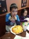 Feb. 2014: Kosher Pizza!