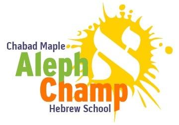 Chabad Maple Hebrew School logo.jpg