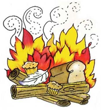 Burning of Chometz