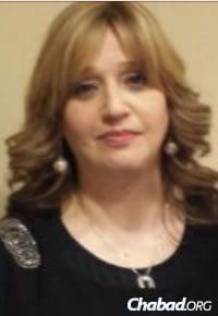 Mrs. Rivki Barber
