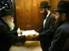 Distributing Matzah
