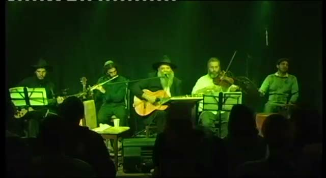 Nigun Reb Hillel Paritcher - Live in Concert with Yair ...