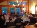 Farbrengen Dinner 2014