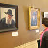 'This Is My Rebbe': Art Show Commemorates Chassidism, Past and Present