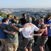 Adults Follow in the Footsteps of Their Kids, Experiencing Israel Firsthand