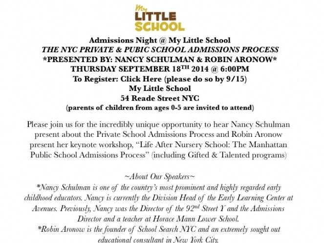 Admissions Night at My Little School.jpg