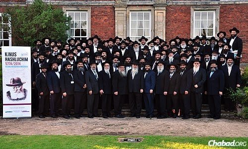 Ninety-two emissaries, educators, community and campus rabbis from all over the United Kingdom convened in late July for the Annual Chabad Lubavitch UK Conference.